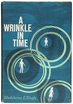 Book Traveling Thursdays: A Wrinkle in Time