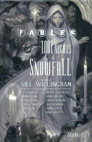 Season 2, Episode 6: Fables' 1001 Nights of Snowfall