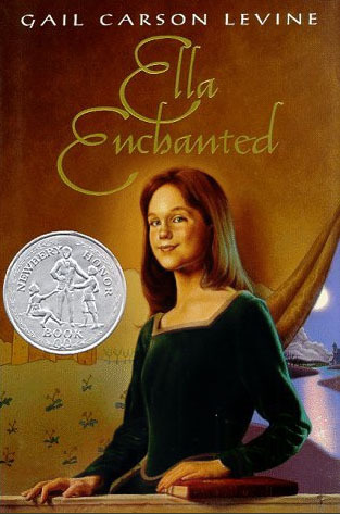 Book Traveling Thursday: Ella Enchanted