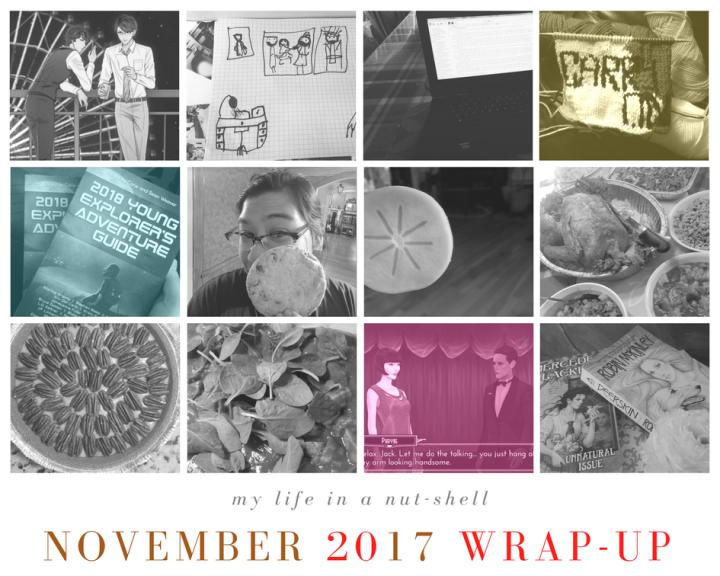 Wrap Up: November2017