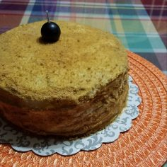 The Girl in the Tower - Medovik/Honey Cake
