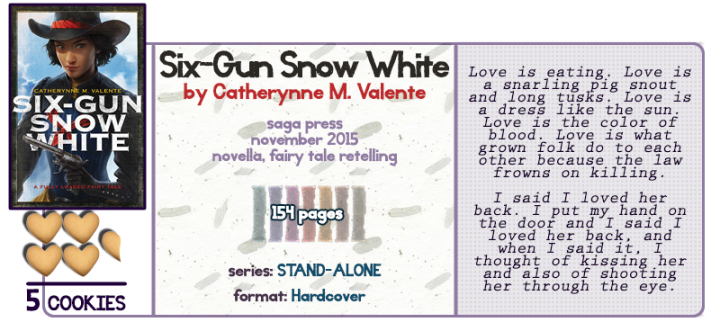 Snow White Has Six Guns || Review