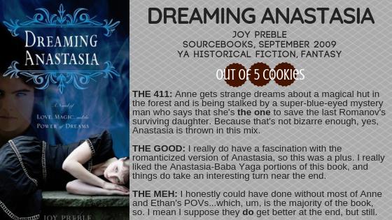 Mini Reviews: Mary Poppins, DreamingAnastasia