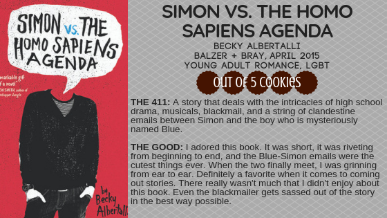 Mini Reviews: Simon vs. The Homo Sapien Agenda, The Kite Runner
