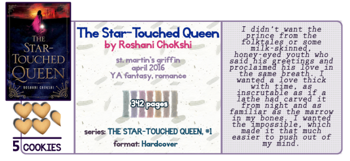 A Thread in the Tapestry || The Star-Touched QueenReview