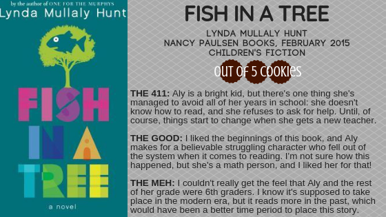 Mini Reviews: Fish in a Tree, Brave New World