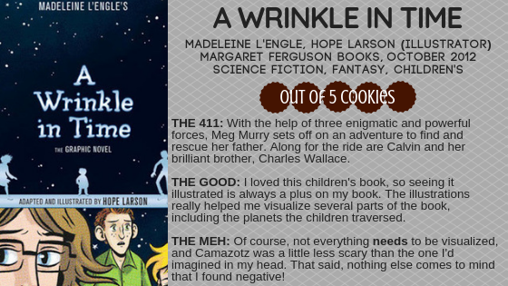 Mini Reviews: A Wrinkle in Time, Becoming