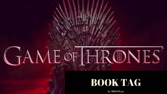 Book Tag: Game of Thrones