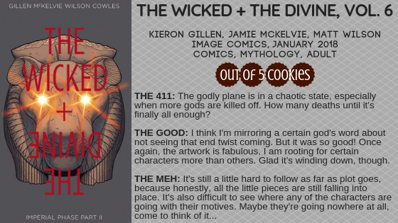Mini Reviews: The Wicked + The Divine, Vols. 6 and7