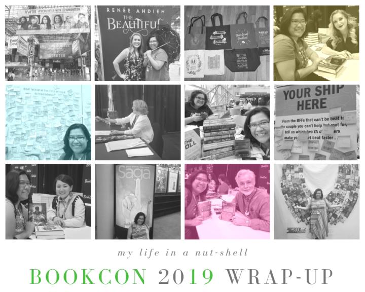 Bookcon 2019 Wrap-Up