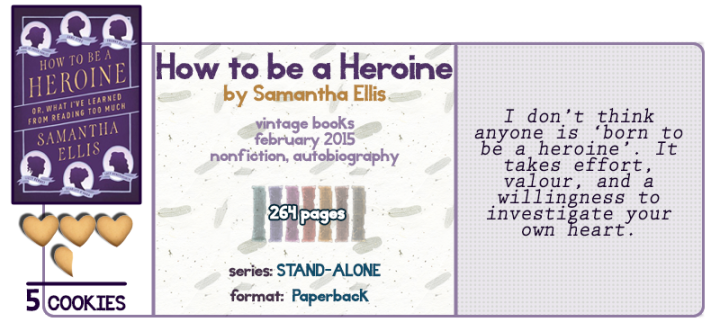 The Female Heroes We Need || How to Be a Heroine Review