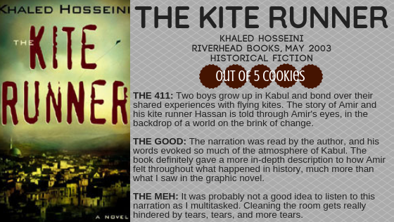 Mini Reviews: The Kite Runner, Black Klansman