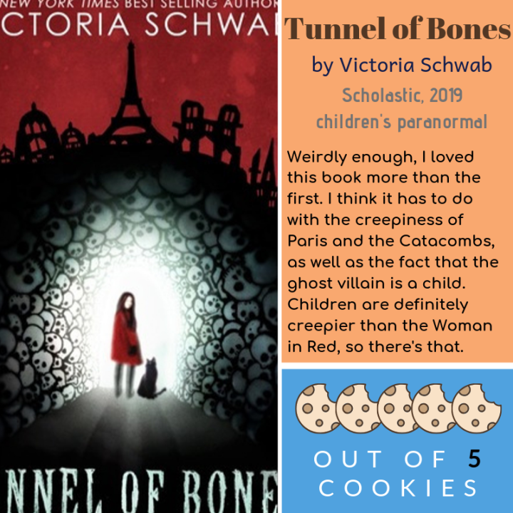 Mini Reviews: Tunnel of Bones, The Alchemist