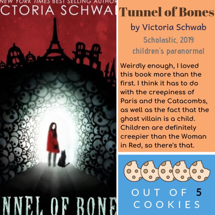Mini Reviews: Tunnel of Bones, TheAlchemist
