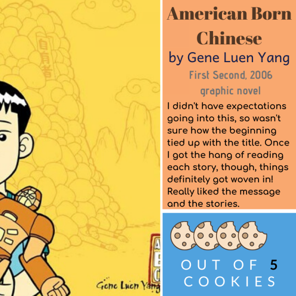 Mini Reviews: American Born Chinese, The Last Black Unicorn
