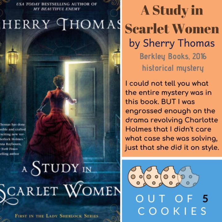 Mini Reviews: Lady SherlockSeries