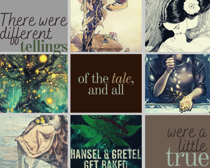Tales from… || The Starlit Wood Review