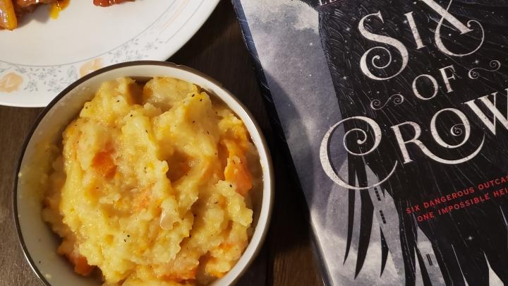 Food and Fandom: HeistHutspot